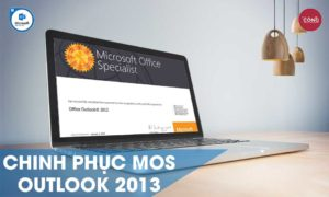 MOS OUTLOOK 2013